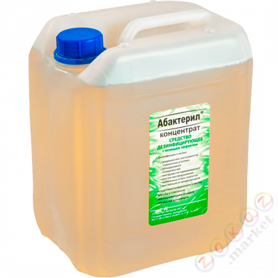 ✔ App abacterial 3 liters of concentrate 1х1000 Antiseptics and disinfectants buy in Kaliningrad