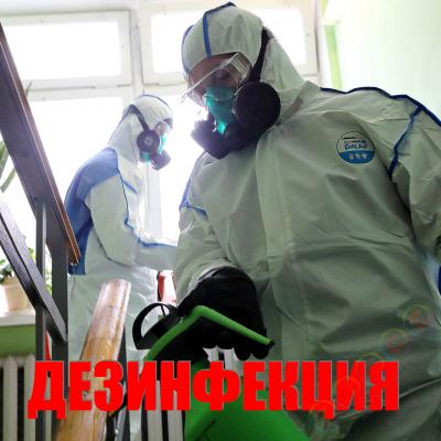Дезинфекция одного этажа в подъезде Вашего дома в Калининграде