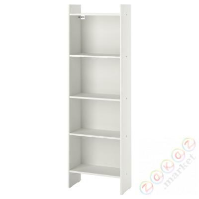 ⭐BAGGEBO⭐Книжный шкаф, белый⭐ИКЕА-20436713